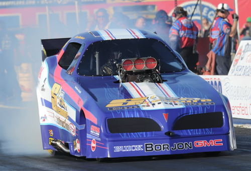 (Don Hudson just missed qualifying his Firebird - his 5.882 secs run was #17)