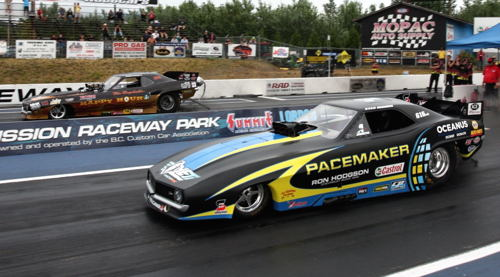 Canadian class power players Tim Boychuk and Ryan Hodgson met head to head in round one of competition.